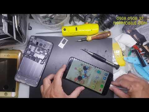 Asus Zenfone 3 max 5.5 bung màn hình do phù pin , thay pin zen 3 max 5 5 chính hãng giá rẻ lấy liền