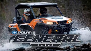 4. Polaris GENERAL Launch Video | Polaris Off Road Vehicles