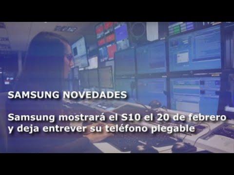 Modelos de uñas - El guiño de Samsung a su móvil plegable y otros clics tecnológicos en América