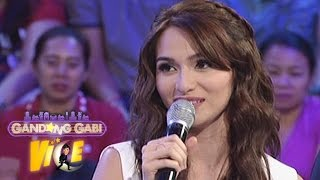 Video GGV: What will Jennylyn do if she sees Luis? MP3, 3GP, MP4, WEBM, AVI, FLV Mei 2018