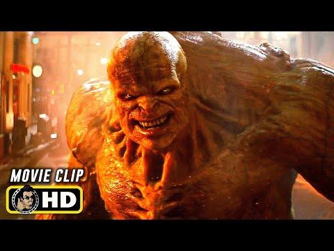 THE INCREDIBLE HULK (2008) Abomination Scene [HD] Tim Roth