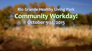 Community Workday, October 2015