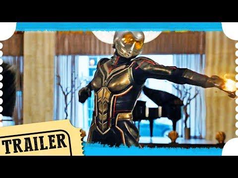 Ant-Man And The Wasp (2018) Marvel Offizieller Trailer Deutsch German