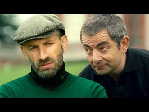 A Round of Golf   Funny Clip   Johnny English Reborn   Mr Bean Official