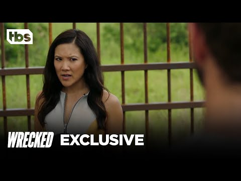 Wrecked: Who's Who - Season 3 [EXCLUSIVE]   TBS