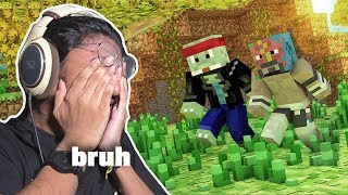 minecraft #01 w/ munchingorange by Tyranitar Tube