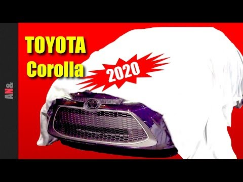 (NEW - Toyoto Corolla 2020 Sedan First Look - Duration: 2 minutes, 54 seconds.)