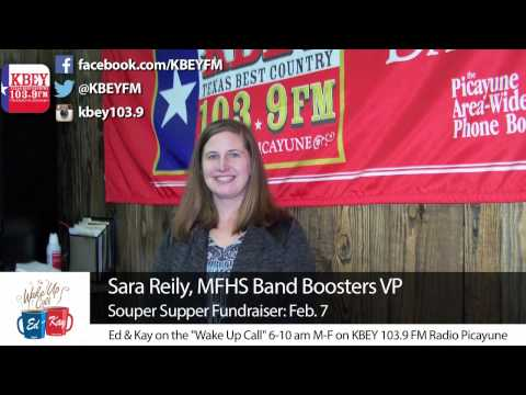 Sara Reily, MFHS Band Boosters' Souper Supper Fundraiser