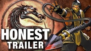 Mortal Kombat - Honest Game Trailer