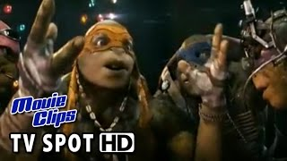 Teenage Mutant Ninja Turtles Official TV Spot #9 (2014) HD