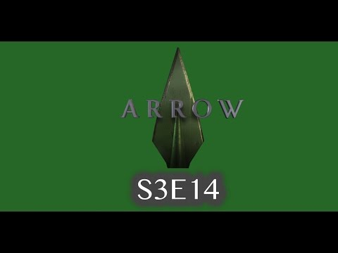Arrow S3E14 Reactions
