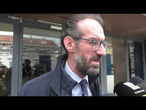 Presentazione autobus idrogeno Riviera Trasporti, intervista a Fabio Natta