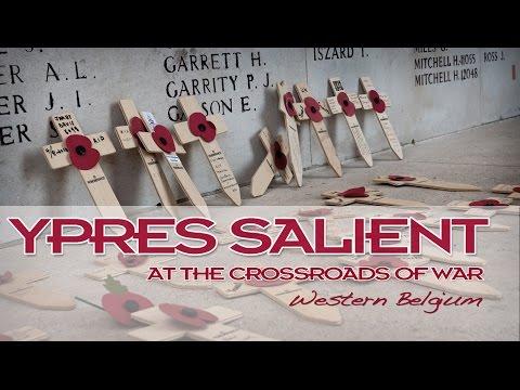 Belgium – Walking The Ypres Salient