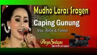 Mudho Laras Sragen CAPING GUNUNG Tomo & Ririk Joss Video