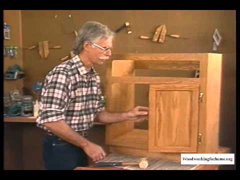 Original Woodworking Cabinet Plan & Design 3
