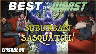 Video Best of the Worst: Suburban Sasquatch MP3, 3GP, MP4, WEBM, AVI, FLV Oktober 2018