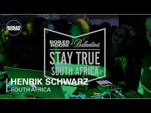 Henrik Schwarz Boiler Room South Africa