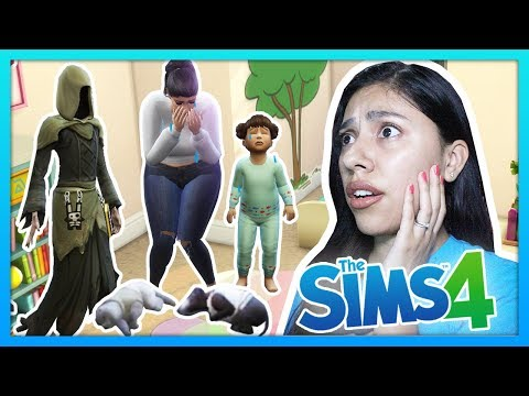 MY DOG AND MY CAT DIED! HOW DID THIS HAPPEN!? - The Sims 4 - My Sims Life - Ep 32
