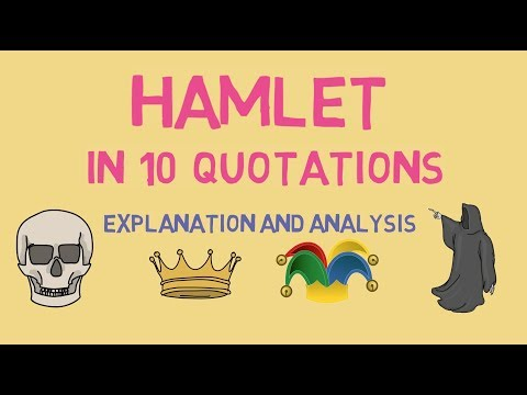 Short quotes - 10 MUST KNOW HAMLET QUOTES EXPLAINED