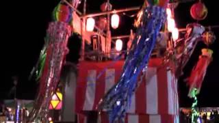 羽黒の夏祭り(13)盆踊り・総踊り