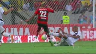 Vasco 1 X 2 Flamengo, Carioca 2014