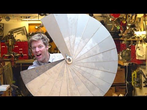 史上第一人 打造【隻狼】裡的機關傘