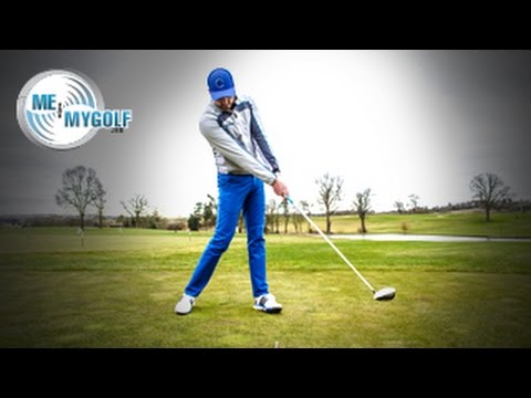 BETTER ROTATION IN THE GOLF SWING