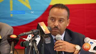 Ethiopian Community Affairs:Ethiopian Embassy Second Press Conference