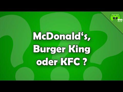 McDonald's, Burger King oder KFC ? - Frag PietSmiet ?!