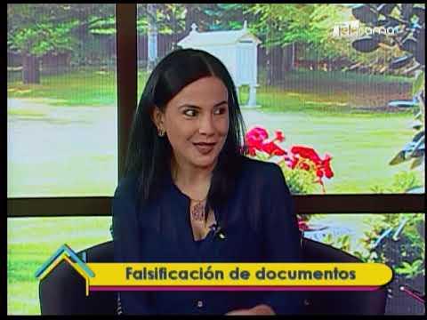 Consultorio Legal: Falsificación de documentos