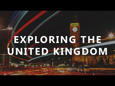United Kingdom - www.ShannaMay.com Two weeks Shanna May and Karem Mohamed (KSicsFaces) road-trip across the United Kingdom visiting London, Alton Towers, Shropshire, Wales, E...
