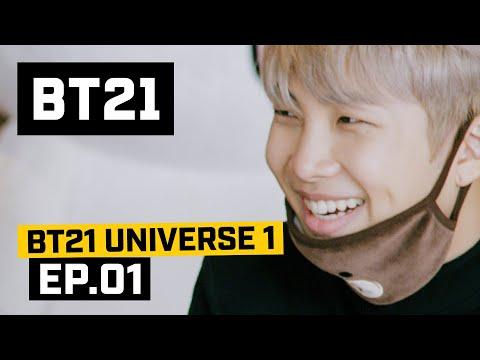 [BT21] BT21 UNIVERSE 1 - EP.01