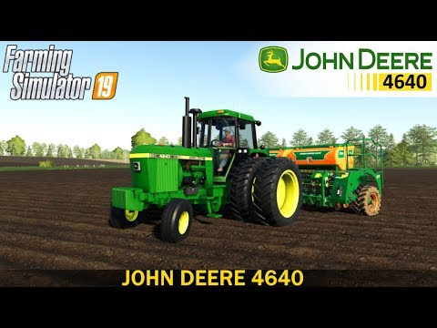John Deere 4640 v1.0.0.1