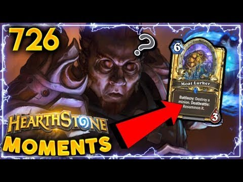 What Is That BUG...!? |  Hearthstone Daily Moments Ep. 726