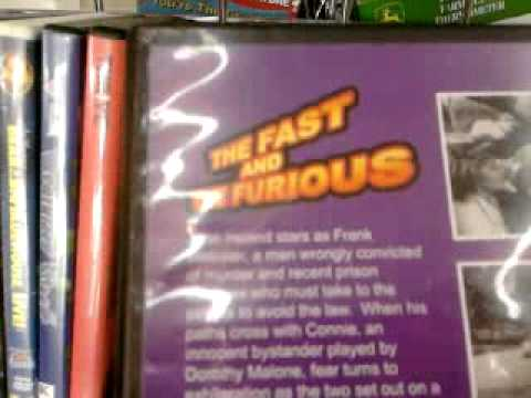 The fast and the furious...?