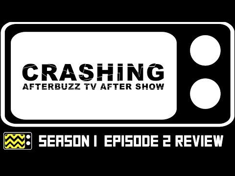 Crashing Season 1 Episode 2 Review & After Show   AfterBuzz TV