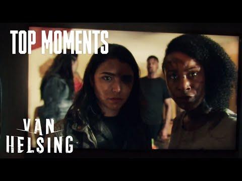 VAN HELSING | The Van Helsings And Others Band Together | Season 4 Episode 10 | SYFY