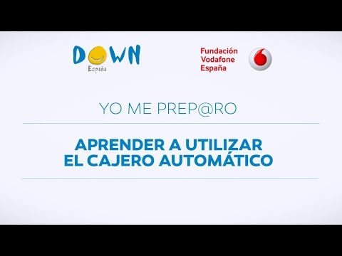 Watch video Síndrome de Down: Aprende a utilizar un cajero automático