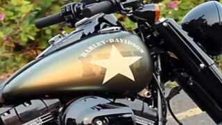 6. 2016 Harley Davidson Softail Slim S