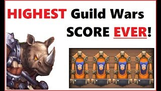 NEW High Score in GW in Android EN Server! Showing how to defeat strongest players bases from Arena_Legends, SgElites, Greece_II and KingsInTheNorth. Imagine the fame rewards after this... which I'll post soon, so make sure you stay tuned :)MASSIVE Fame Payout: https://youtu.be/8andTOHnGuoLeader of guilds Lithuania, Lietuva, Lietuva-1, Lietuviai and LTU. Always seeking active players. Lietuviai kvieciami prisijungti. Line ID: mvz1Facebook Group:https://www.facebook.com/groups/1776268065931622/Enjoy!