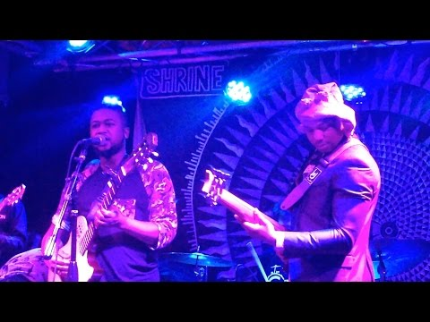Boubacar Diabate and SambaLolo @ Shrine NYC