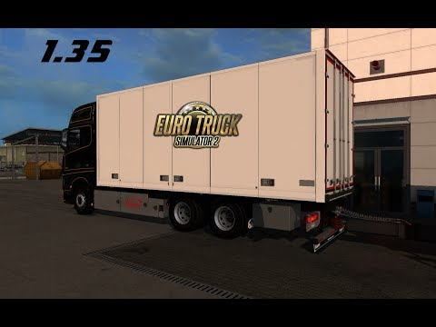 Rigid Chassis for all SCS Trucks v1.0