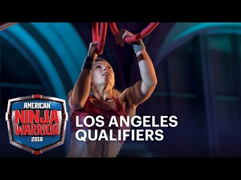 Real Supergirl Stuntwoman Beats American Ninja Warrior Course In Wonder Woman