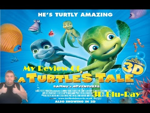 A Turtles Tale Sammy's Adventure 3D Blu-Ray Review