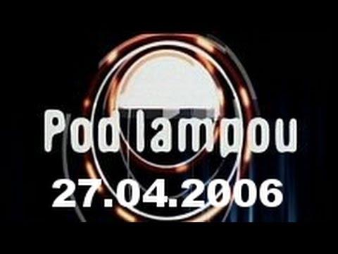 Večer pod lampou - Jadrová energia po 20 rokoch / Černobyľ