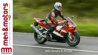 2. 2001 Yamaha R1 Review