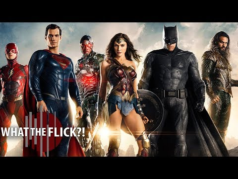 Justice League - Official Movie Review