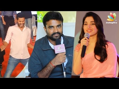 Devi-fulfills-the-wish-of-A-L-Vijay-in-Kerala-Prabhudeva-and-Kunchako-Boban-dancing-at-AL