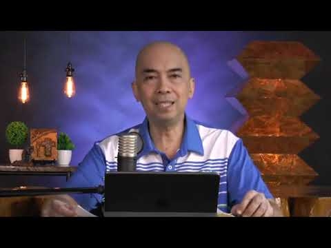 """Episode 31: Table Talk with Pastor Carmelo """"Mel"""" B. Caparros II"""