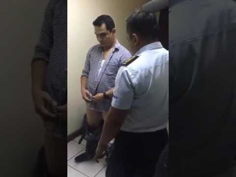 Drug Smuggler Caught Shocking Video Must See
